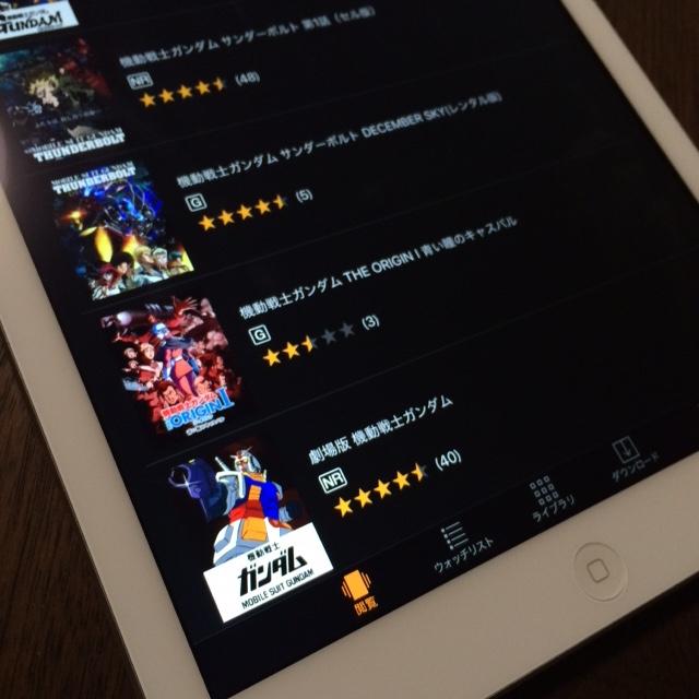Amazonビデオに「機動戦士ガンダム」が登場。Amazonプライム会員なら見放題。