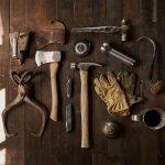 投資の資金は「大工にとっての道具箱」。