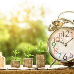 投資のコツは、自分のお金を経済活動に「長く」参加させること。