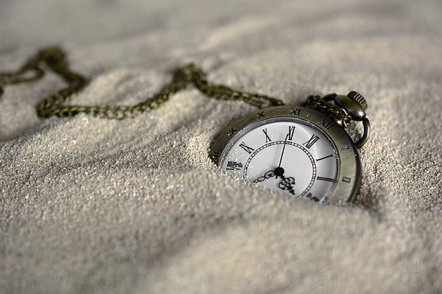 投資に必要なのは「時間」である。