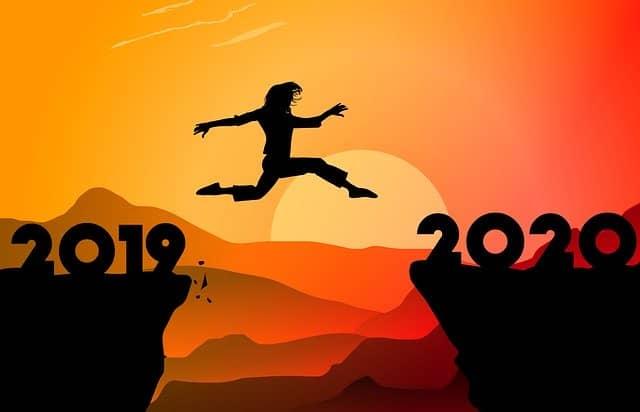 2020年 謹賀新年。変化する時代に資産形成のスキルを。